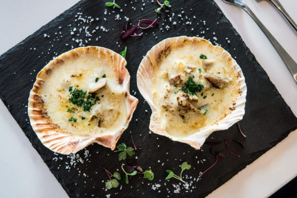 french touch scallops