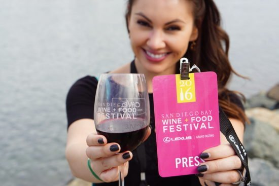 Get Ready to Indulge at The San Diego Wine and Food Festival!