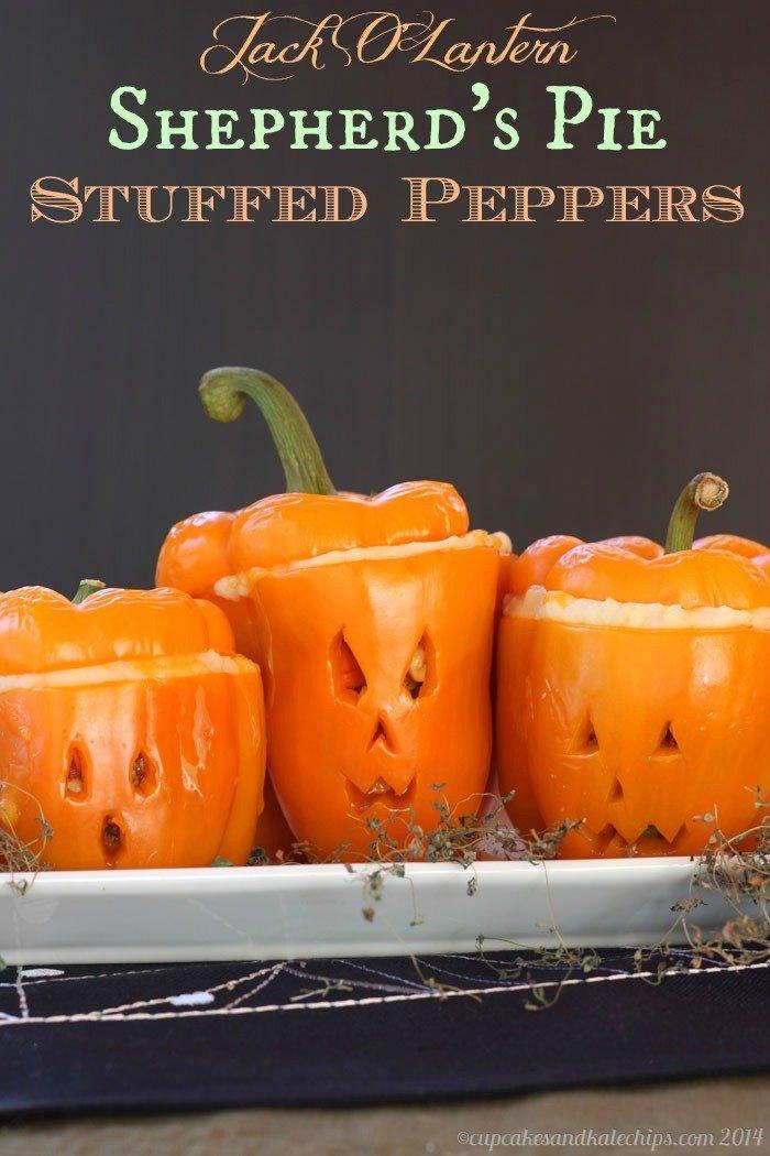 Top 5 Halloween Themed Recipes on Pinterest