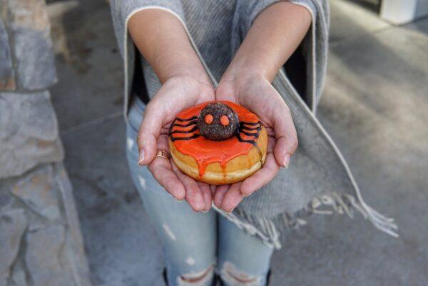 dunkin donuts halloween