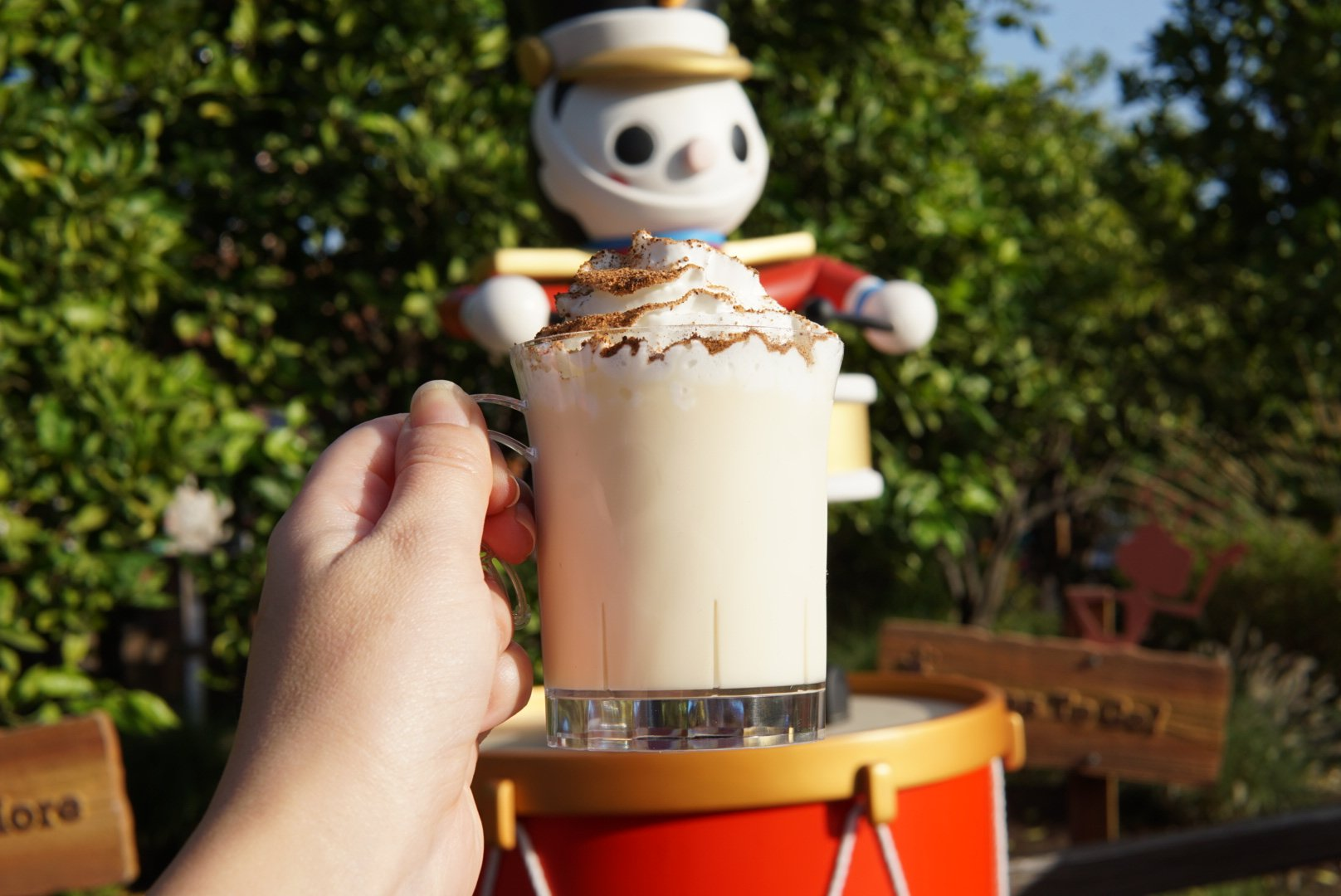 The Best Eats From Disneyland Festival of Holidays