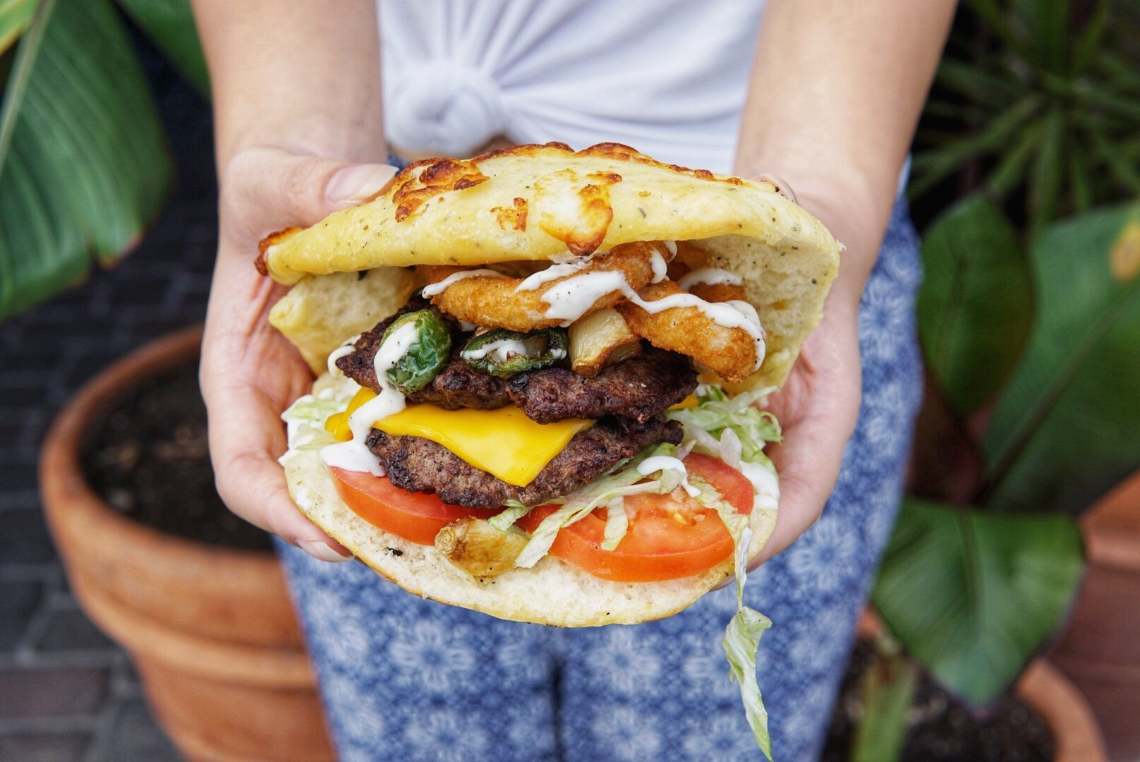 Rockfire Grill Puts A Special Twist On Their Burgers and Its Life Changing