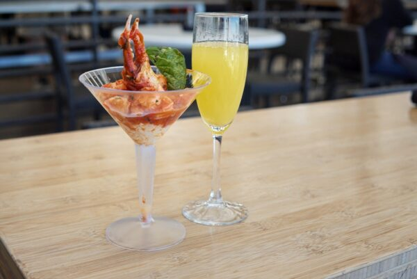 You'll Want to Eat Everything at This Waterfront Newport Beach Buffet 1
