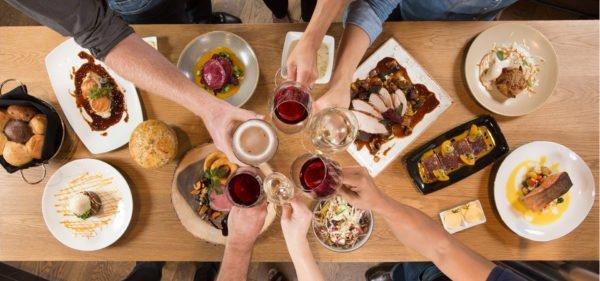 The Ranch Thanksgiving Dinner