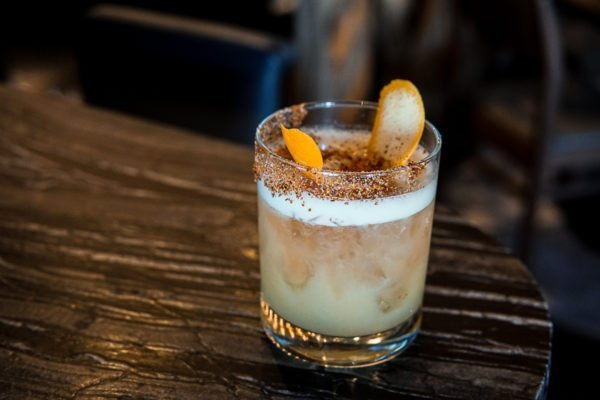 olea tequila cocktail