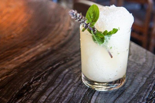 olea cocktail