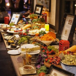 Get Ready for SideDoors Ultimate Cheese & Charcuterie Party