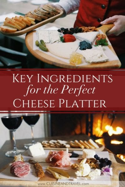 Key Ingredients tips and tricks for the perfect cheese platter or charcuterie