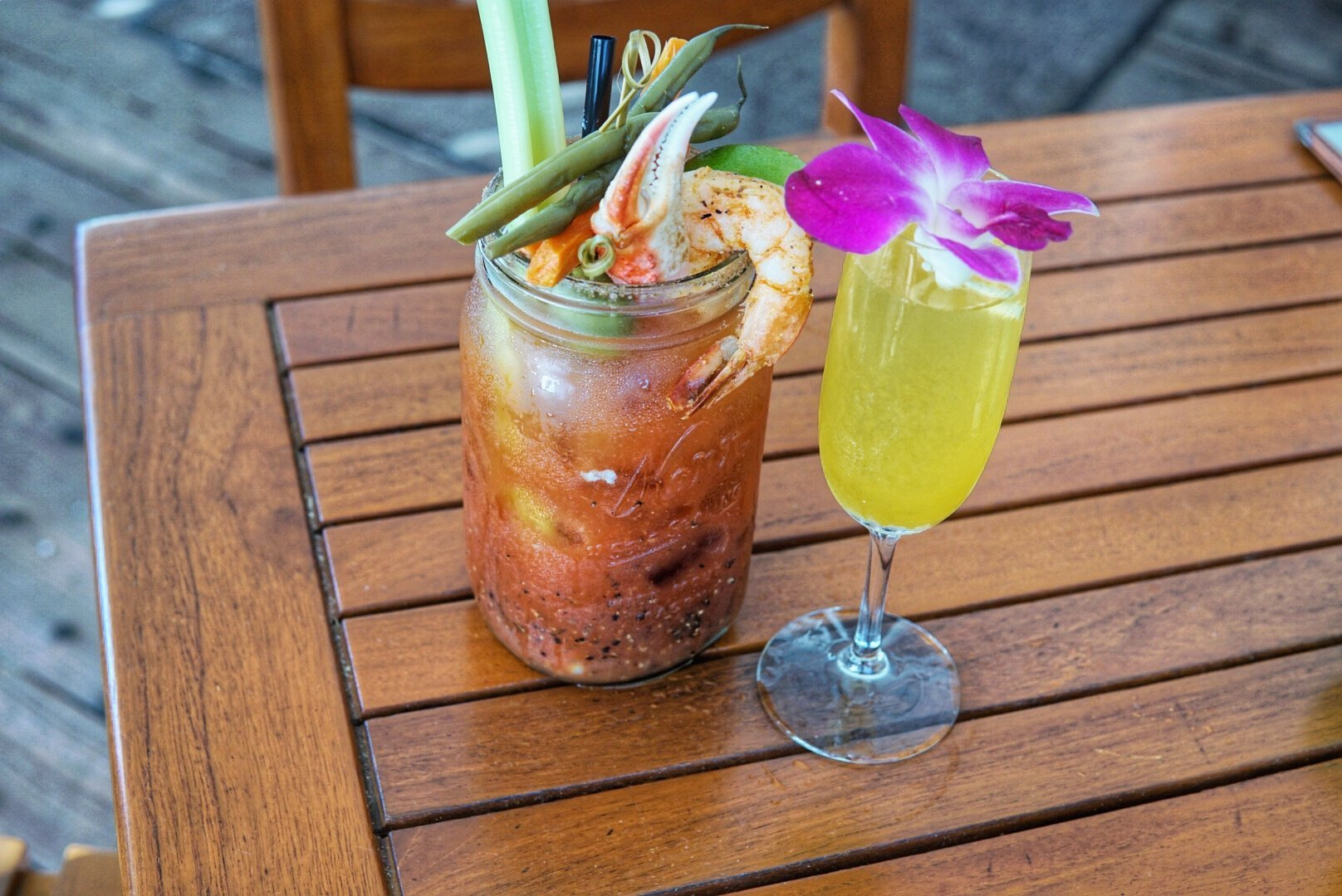 Enjoy Brunch With a View At Beachcomber Cafe in Newport Beach