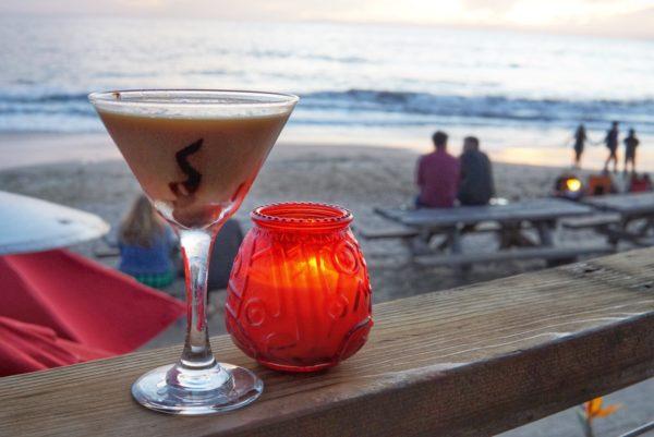 Beachcomber Cafe Martini