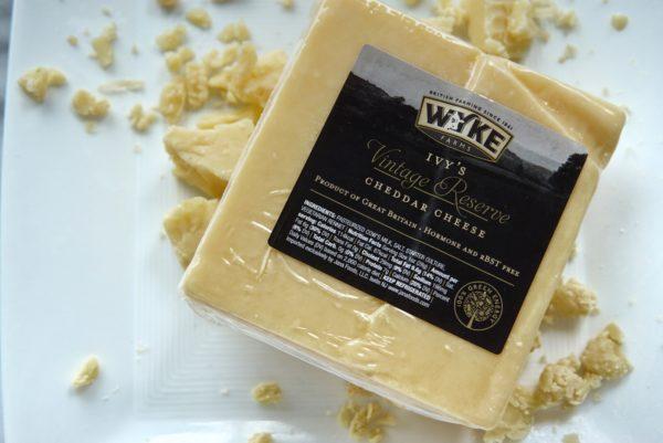 Wyke Farms Vintage Reserve Cheddar Cheese