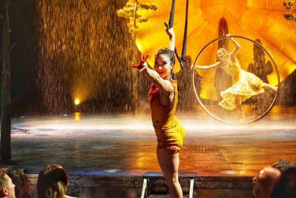cirque du soleil water
