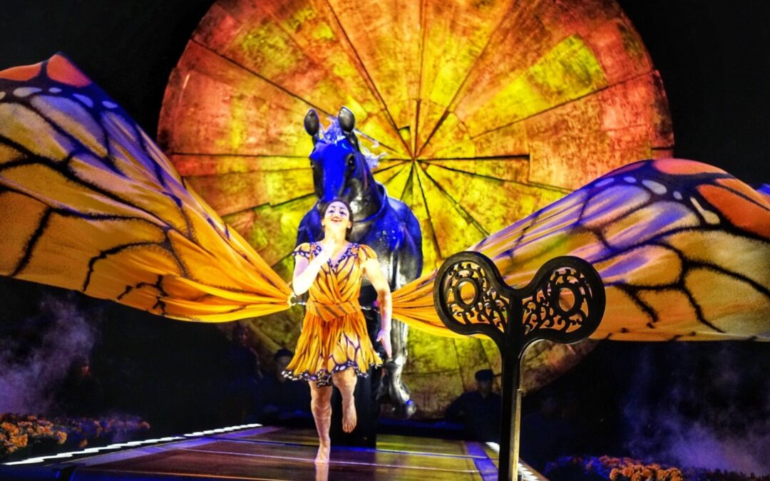 Don't Miss Your Chance to See the Magical Luzia by Cirque du Soleil in Orange County
