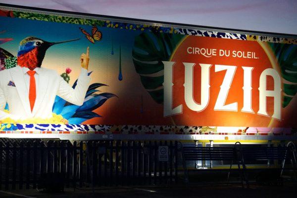 Cirque du Soleil in Orange County