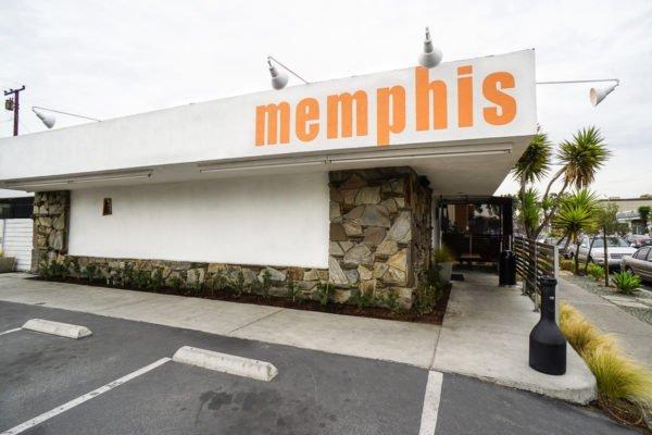 Memphis Cafe in Costa Mesa