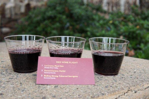 disney wine flight