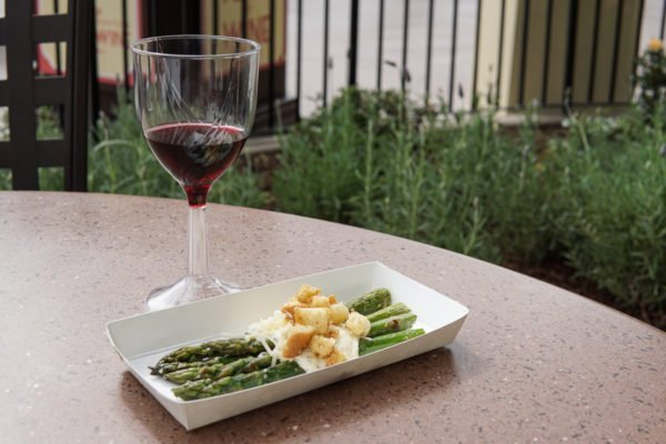 disney asparagus