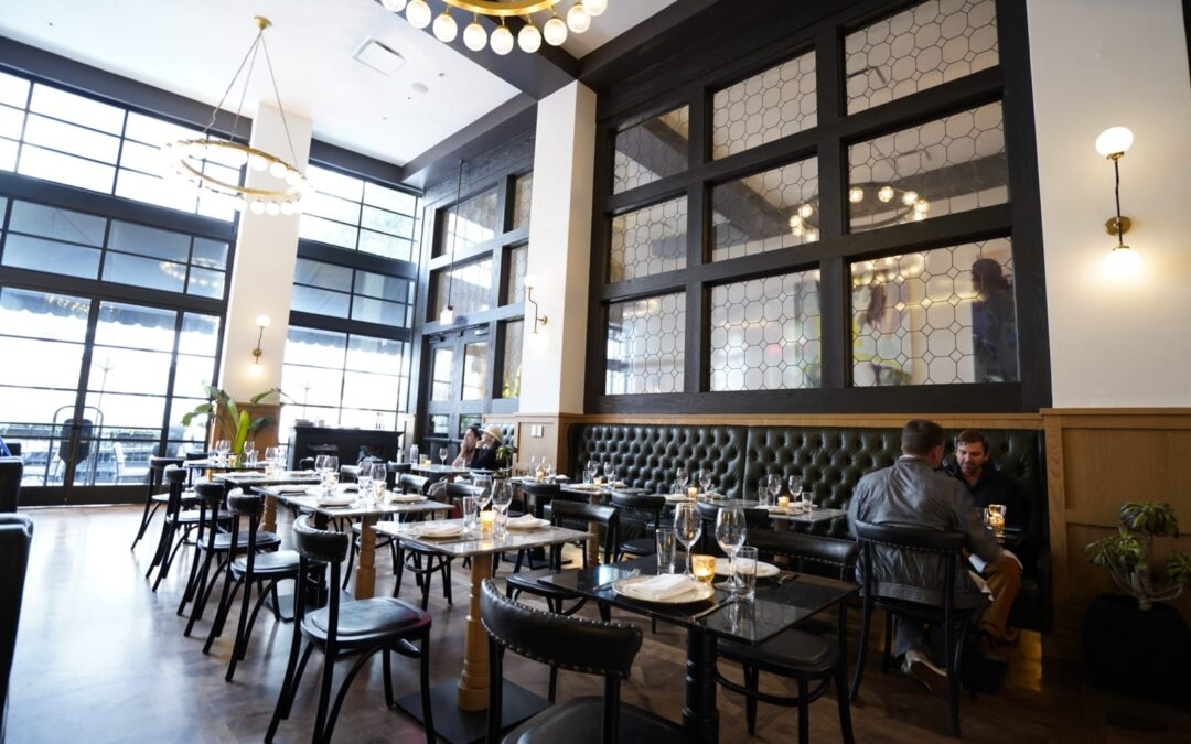 Celebrity Chef Casey Lane Brings His Amazing Dishes to Breva in Downtown LA