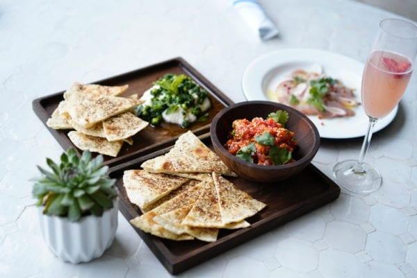 Veranda Restaurant Appetizer