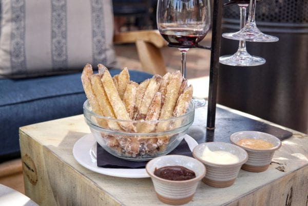 Leoness Cellars Fries