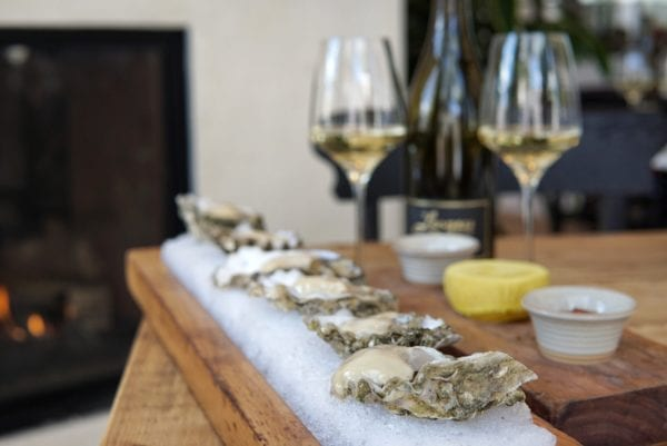 Leoness Restaurant Oysters