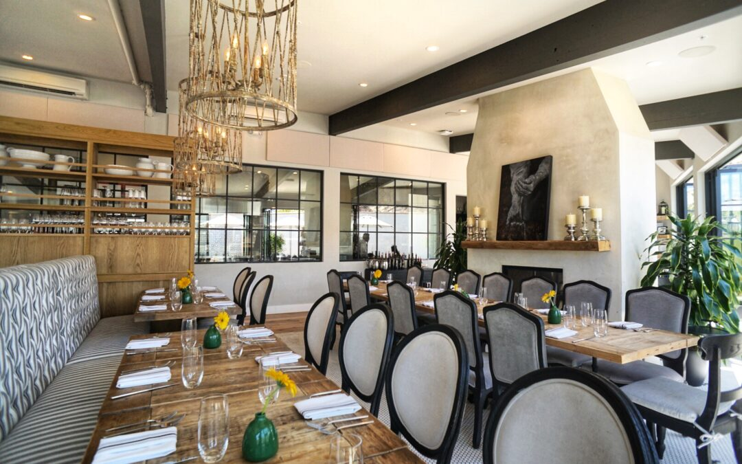 Temecula Restaurant Leoness Cellars Offers Elegant French Cuisine With A California Twist