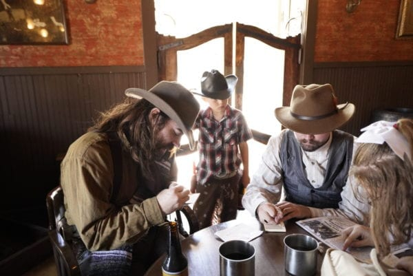 Knotts Ghost Town Alive