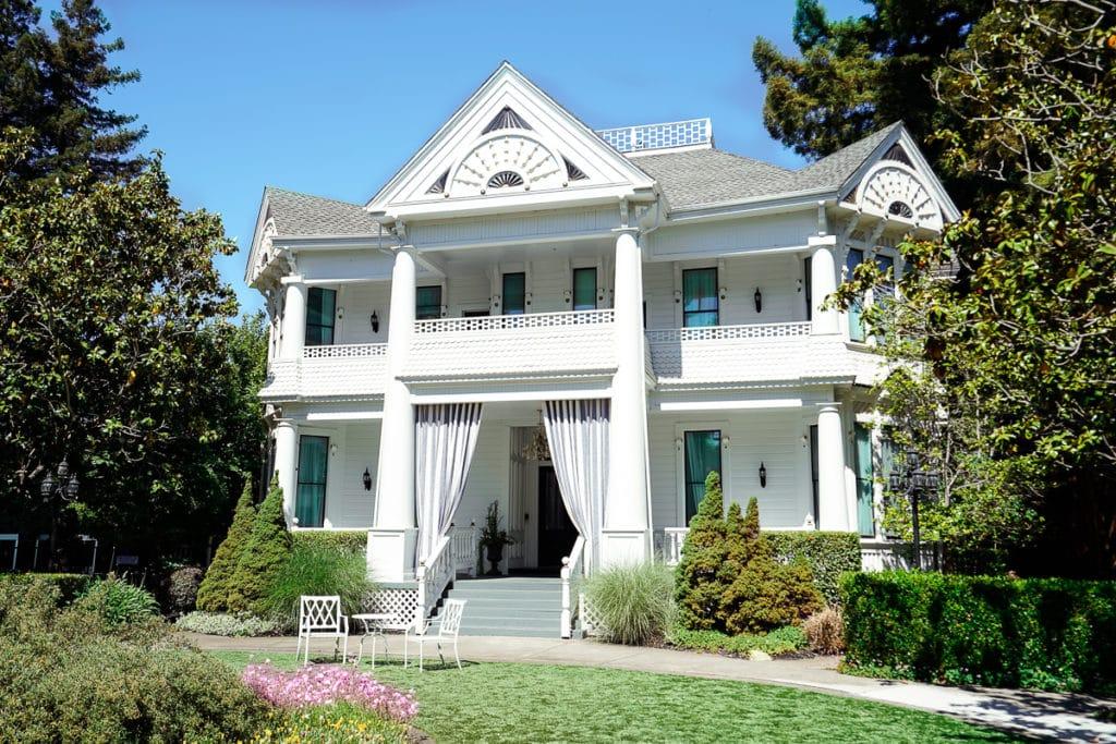 white house inn Napa hotel