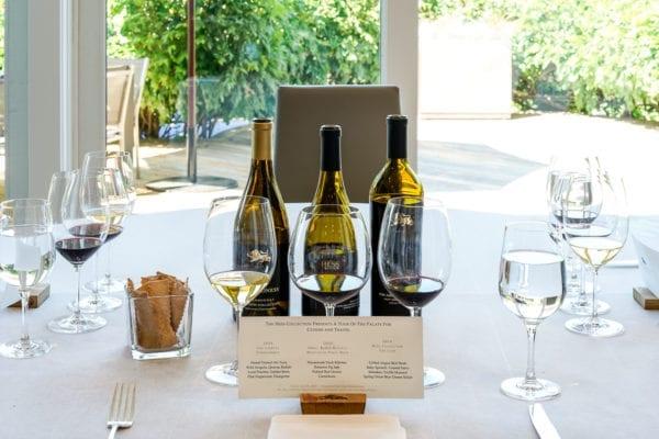 Hess Wine Pairing