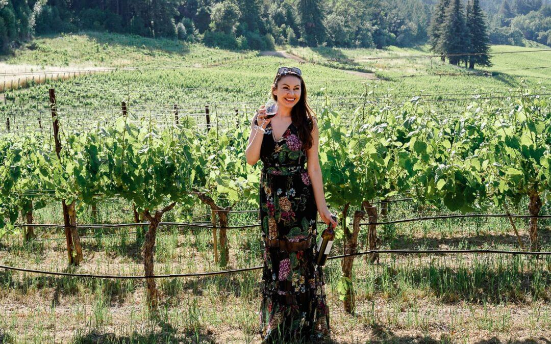 One of the Best Napa Wineries Combines Art, Delicious Pairings, & Vineyard Adventures