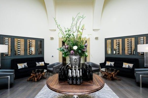 Sterling Vineyards interior