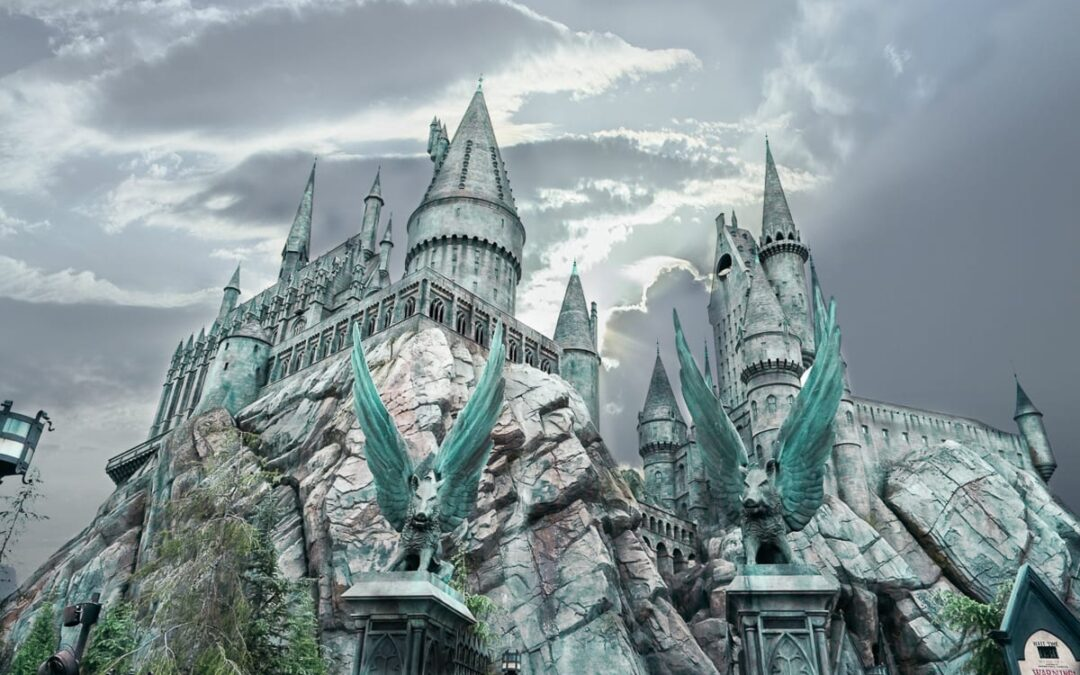 The Wizarding World of Harry Potter at Universal Studios is a Magical Experience Unlike Any Other!