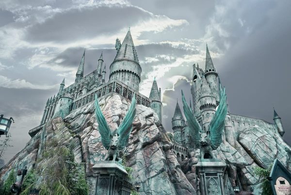 Wizarding World of Harry Potter Universal Studios Hollywood