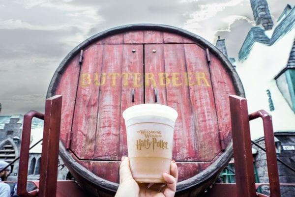 Universal Studios Butter Beer