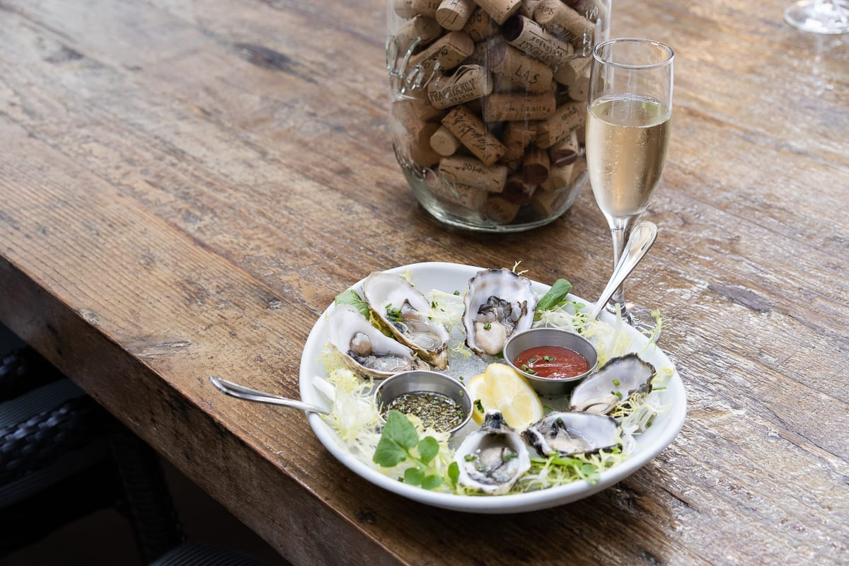 Ironwood oysters