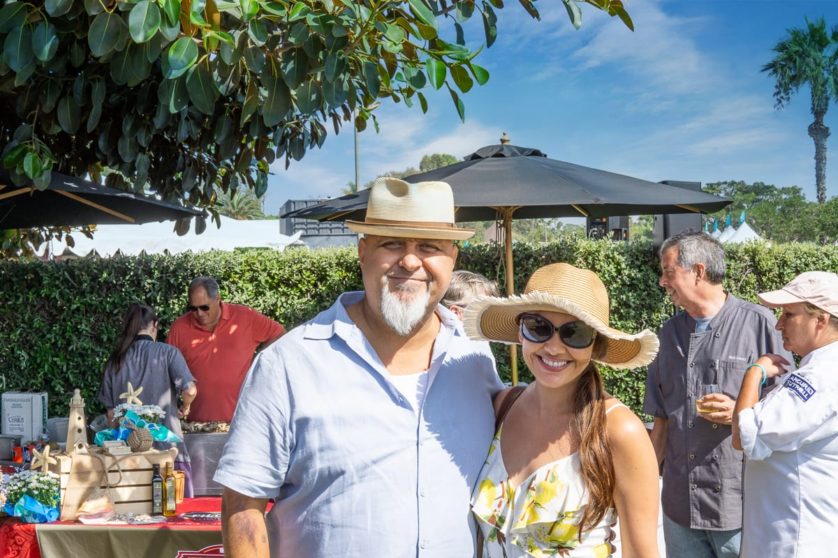 Pacific wine and food fork report