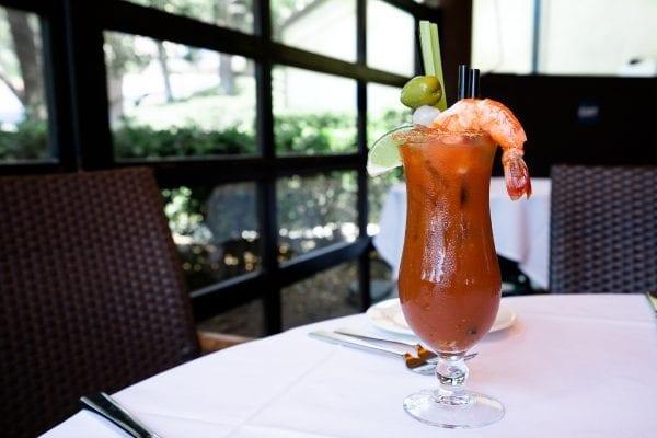 Bayside restaurant Bloody Mary
