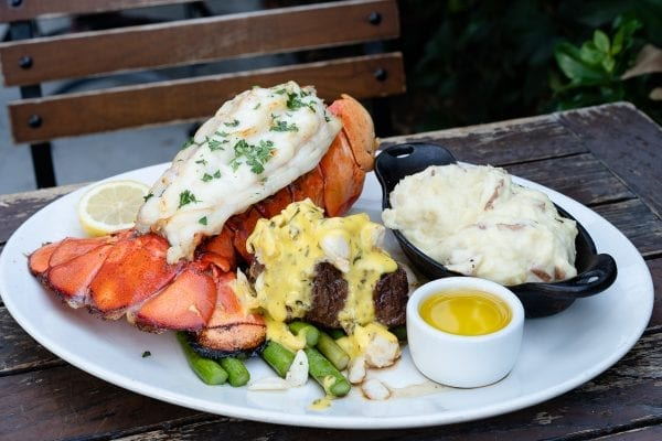 Taps surf and turf