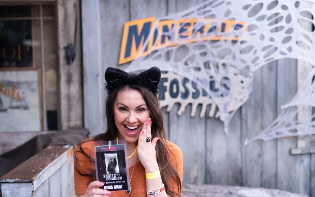 Knotts Scary Farm Brings New Mazes and Halloween Scares