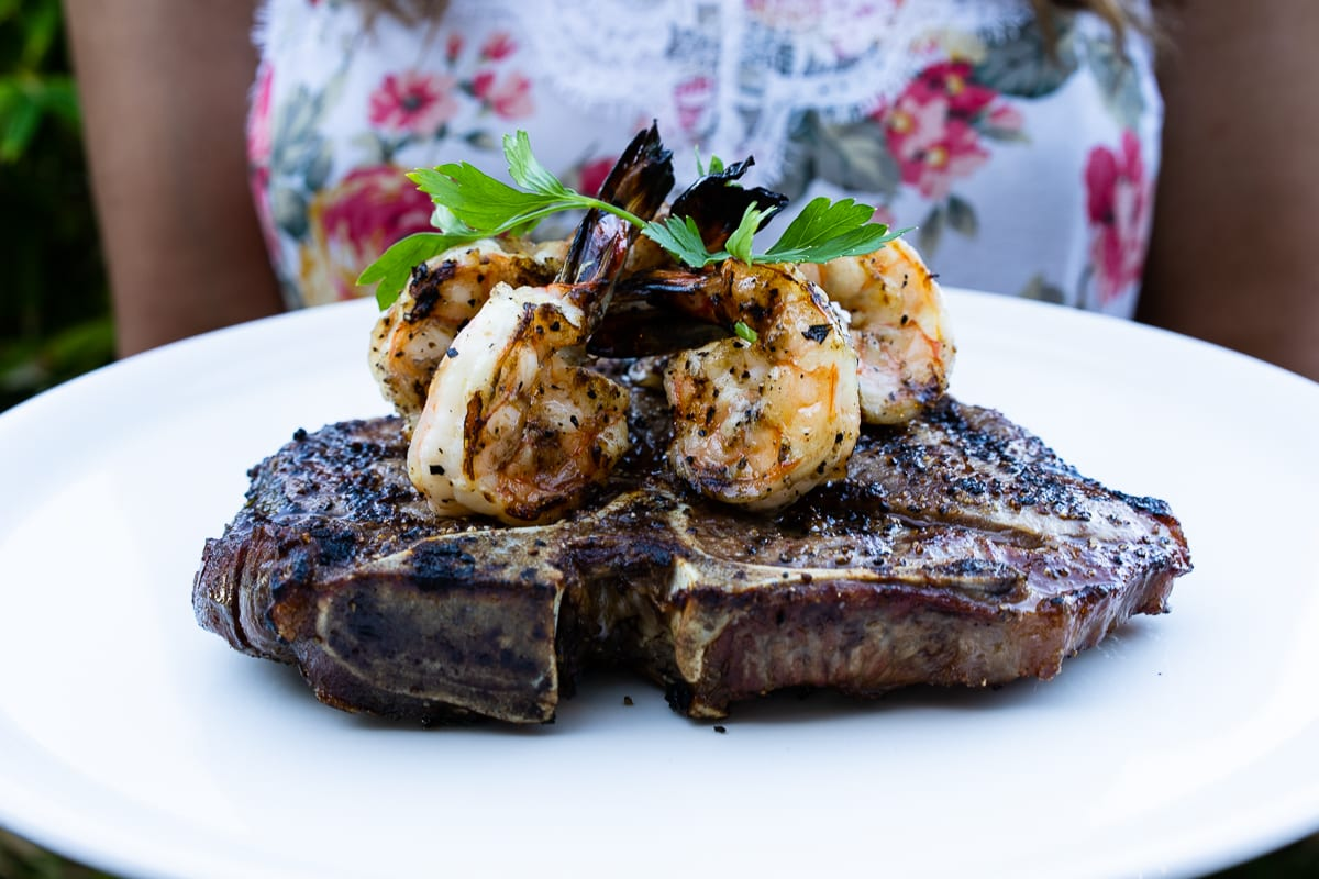 Enjoy a Porterhouse Dinner for Two with Live Jazz at Bistango in Irvine