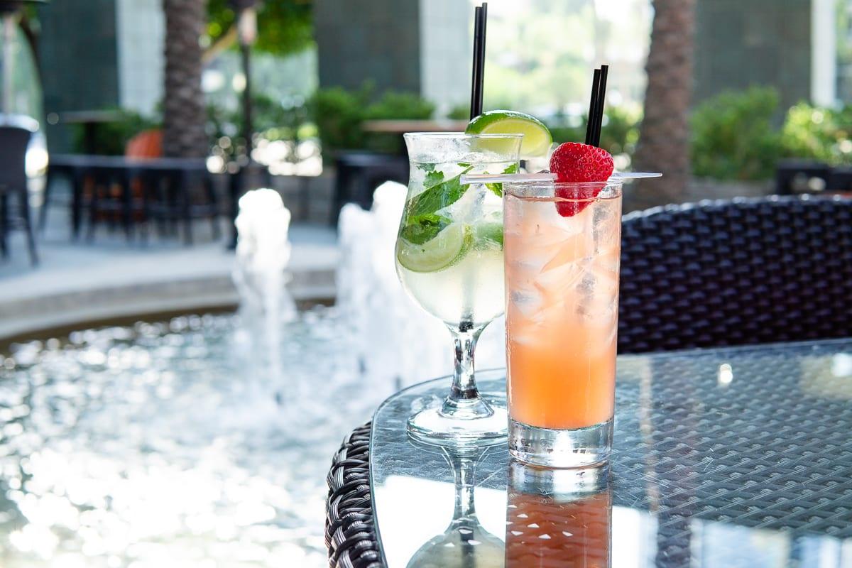Bistango cocktails
