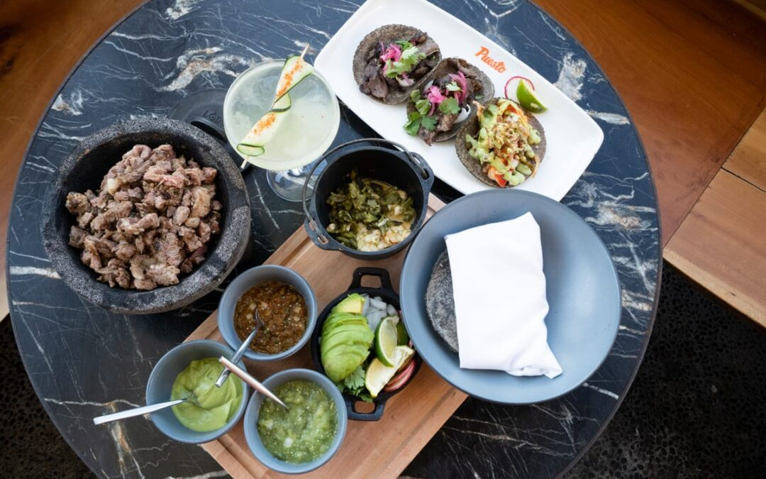 Head to Puesto Los Olivos and be the First to Try Their New Menu