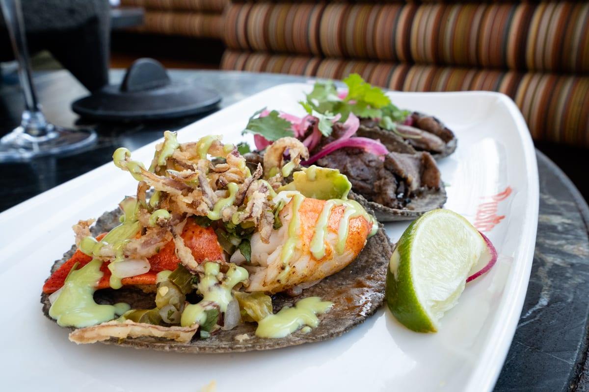 puesto lobster taco