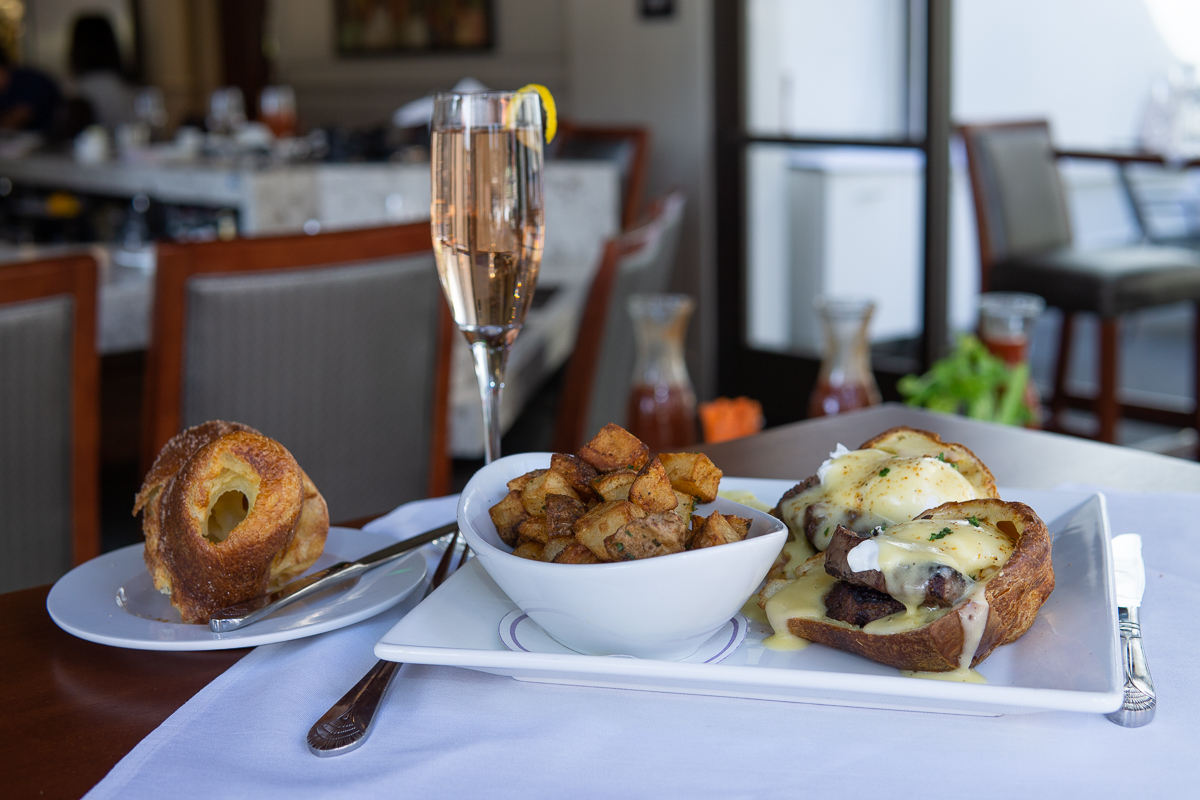 First Glance: Davio's In Irvine Opens with Delicious Brunch and Italian Cuisine 4