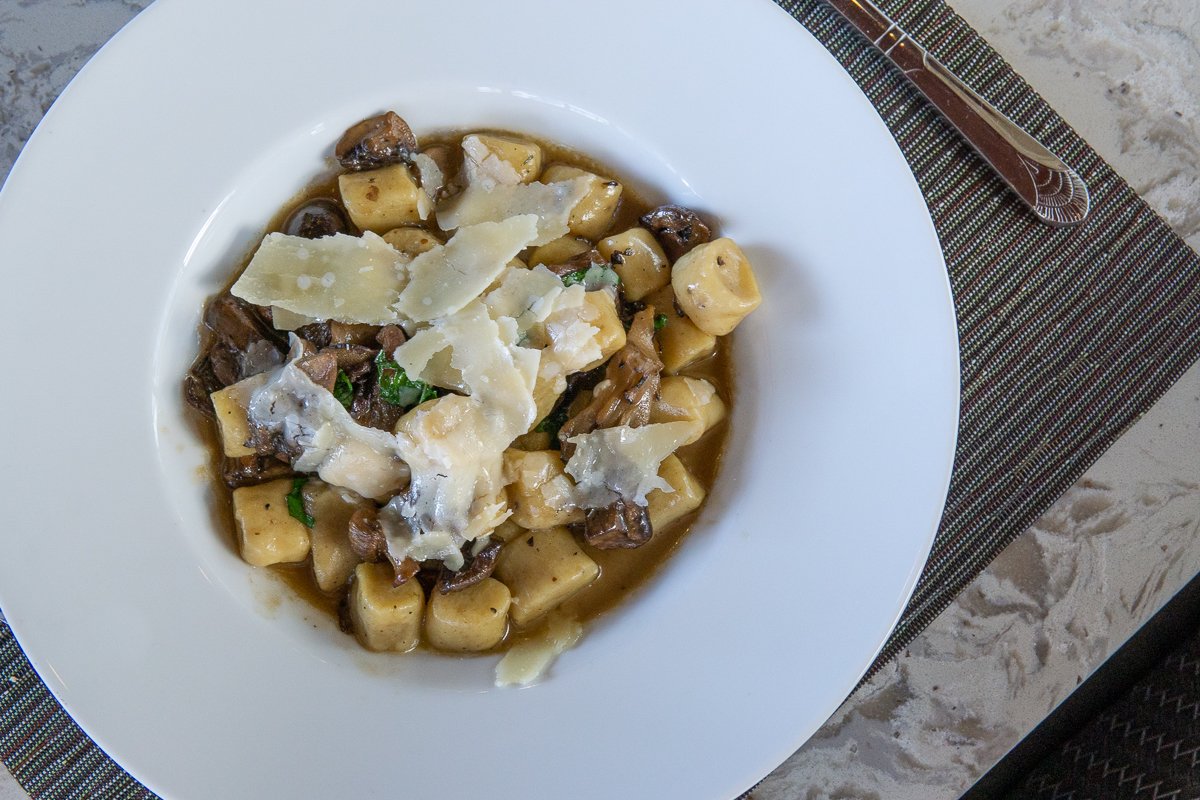First Glance: Davio's In Irvine Opens with Delicious Brunch and Italian Cuisine 5