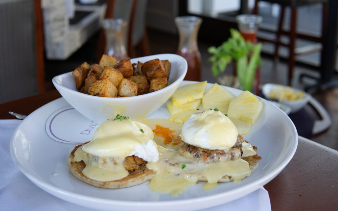 First Glance: Davio's In Irvine Opens with Delicious Brunch and Italian Cuisine