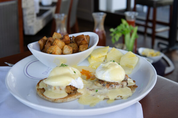 First Glance: Davio's In Irvine Opens with Delicious Brunch and Italian Cuisine 1