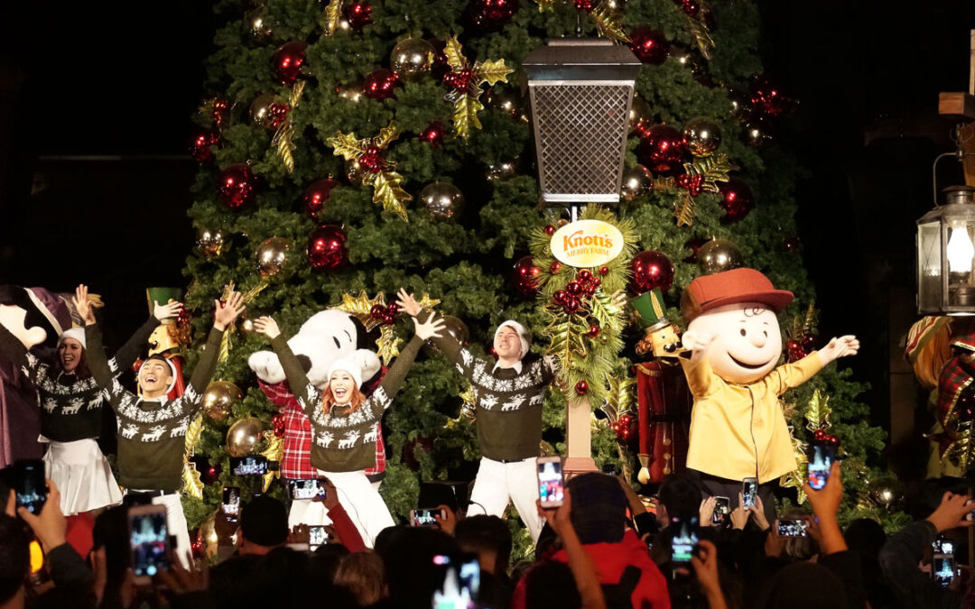 Get in the Christmas Spirit at the Top 5 Merriest Holiday Events in Southern California
