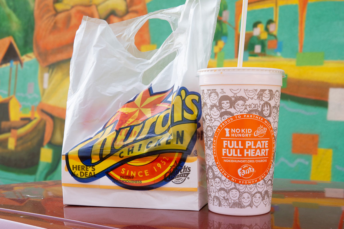 Church's Chicken Partners with No Kids Hungry to Help Stop Child Hunger. 3
