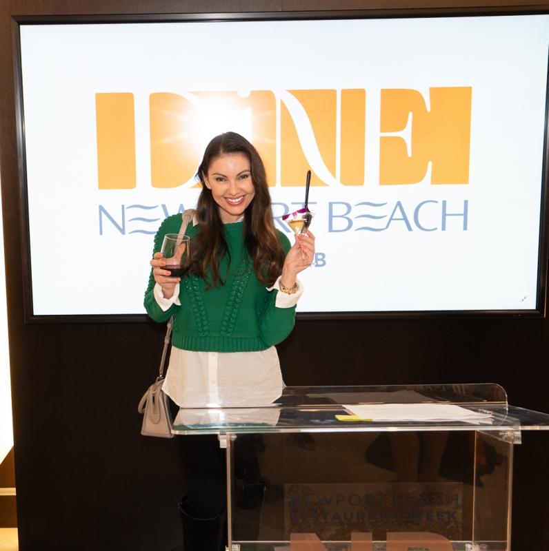 Newport Beach Restaurant Week 2019